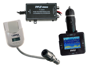 Pyle FM Transmitters & Modulators