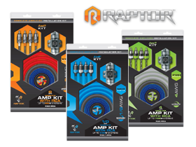 Raptor Amplifier Install Kits