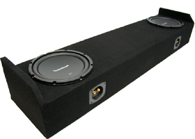 Rockford Fosgate Honda Custom Subwoofer Packages