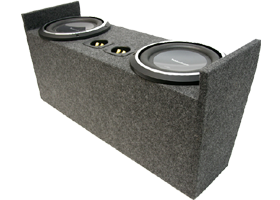 Rockford Fosgate Jeep Custom Subwoofer Packages