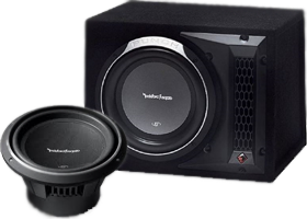 Rockford Fosgate Single 12 Inch Subwoofer Packages