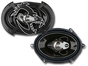 SPL 5 Inch x 7 Inch Speakers here at HalfPriceCarAudio.com