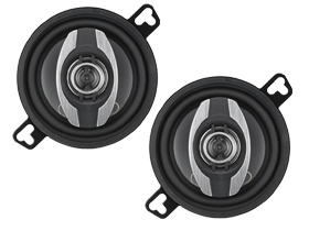 Sound Storm Lab 3.5 Inch Full Range Speakers