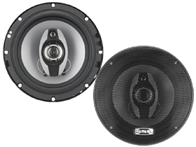 Sound Storm Lab 6.5 Inch Full Range Speakers
