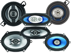 Sound Storm Lab Full Range Speakers