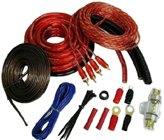 Sound Quest 8 Gauge Amplifier Installation Kits