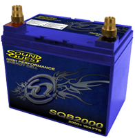 Sound Quest Batteries & Accessories