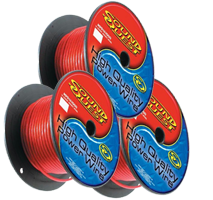Sound Quest 4 Gauge Power Wire