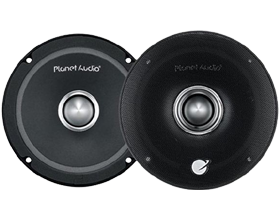 Planet Audio 6.5-Inch Car Speakers