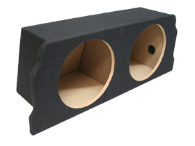 Mazda Custom Subwoofer Boxes