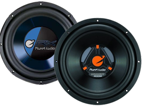 Planet Audio Subwoofers