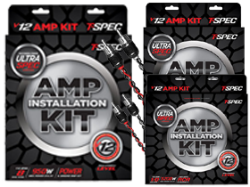 Amp Wiring Kits at HalfPriceCarAudio.com