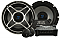"Hifonics ZXI 6.5C Car 6 1/2"" Zeus Series 500 Watts Component Speakers"