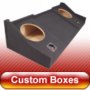 Custom Subwoofer Boxes