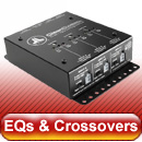 EQs and Crossovers
