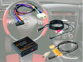 iSimple Satellite Radio Kits for Lexus, Toyota & Scion