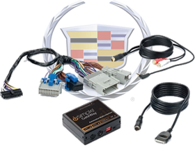 iSimple Vehicle Installation Harness for Cadillac