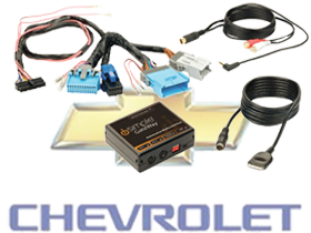 iSimple Vehicle Installation Harness for Chevy