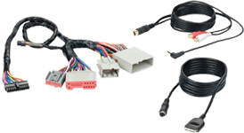 iSimple Vehicle Installation Harnesses