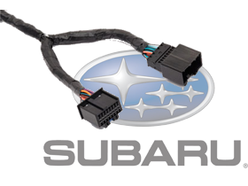 iSimple Vehicle Installation Harness for Subaru