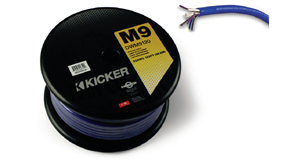 Kicker 22 Gauge Speaker Wire