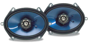 Kicker Refurbished 5x7 / 6x8 Inch Speakers