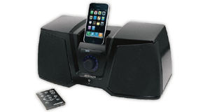 Kicker Refurbished iPod Docks