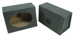 6x9 sealed Speaker Boxes