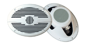 Marine 6 x 9 Inch Speakers