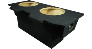 Pontiac Custom Subwoofer Boxes